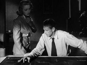 Gary Cooper as the tortured genius, Howard Rourk. - Genius  _  At Home & Afield