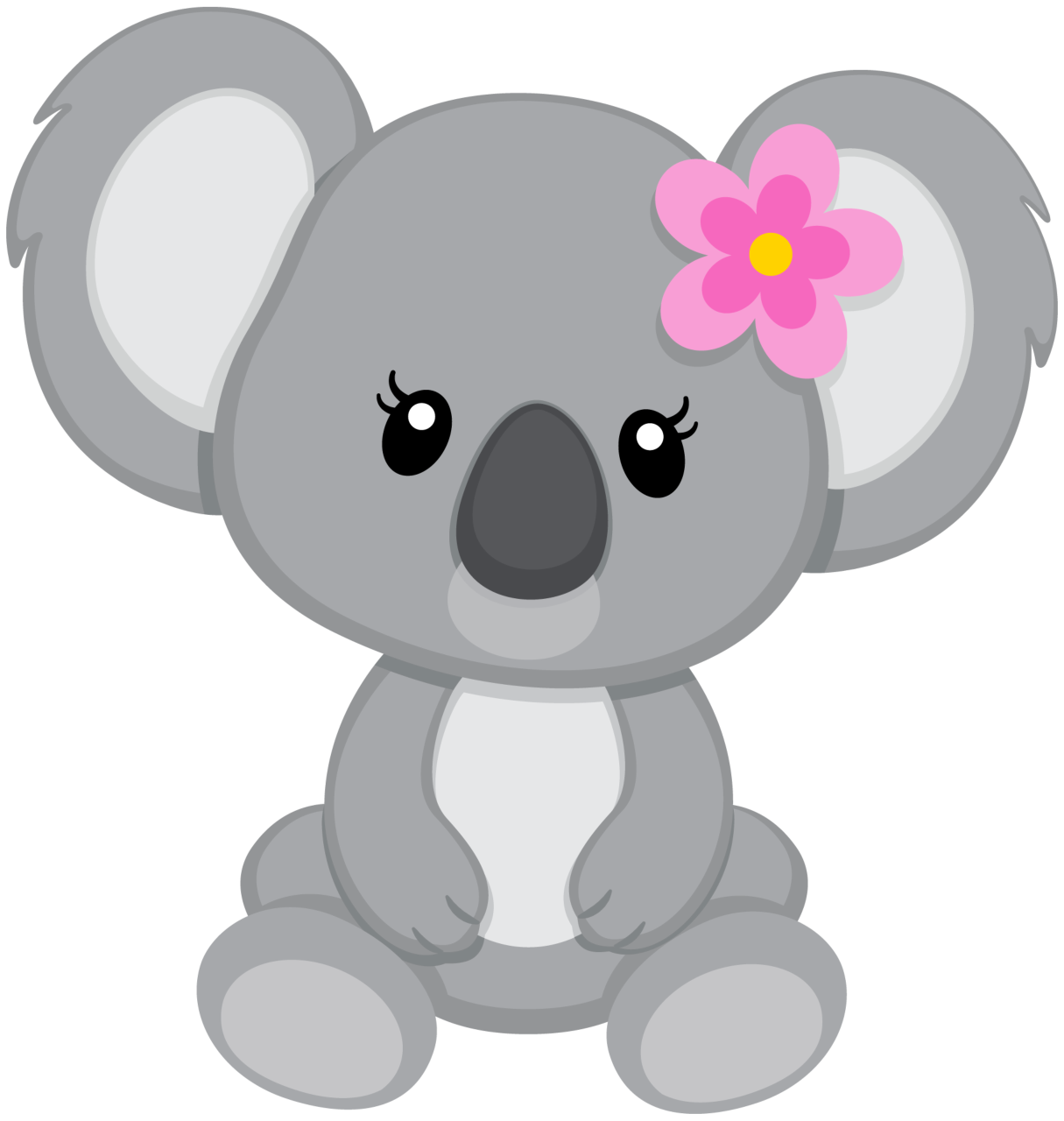 koala3.png | Pinterest | Clip art, Babies and Craft