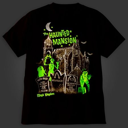 d49c4576 Disney Shirt for Adults - Haunted Mansion - Hitchhiking Ghosts ...