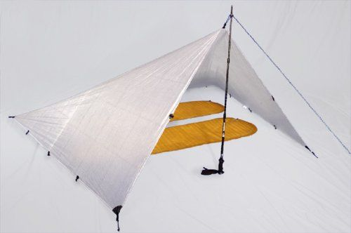 Hyperlite Mountain Gear Flat TarpWhiteMedium >>> Want