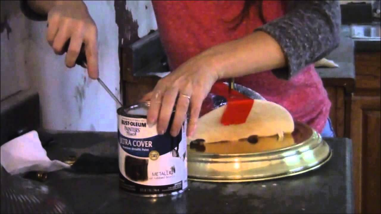 How to change anything into oil rubbed bronze youtube