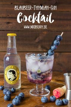Muttertagsgeschenke: Gin-Cocktail-Party #alcoholicpartydrinks