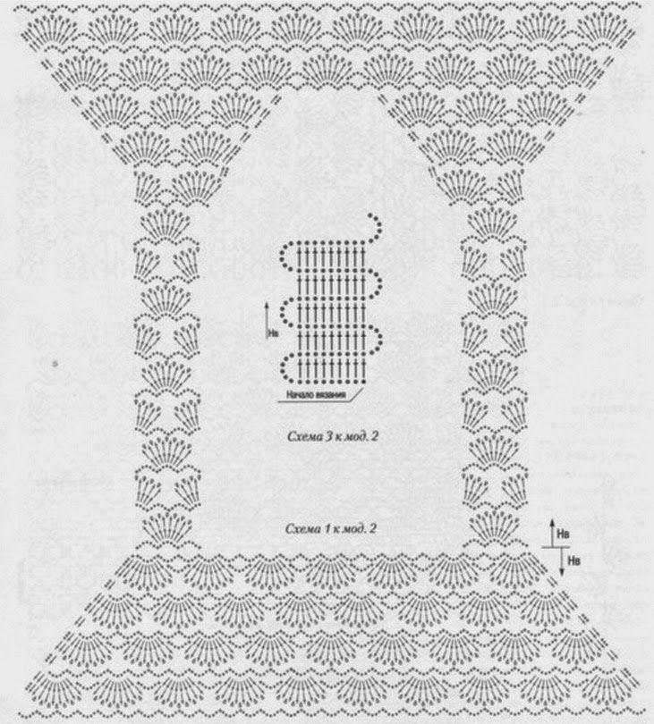 Único Patrones De Crochet Tejer Imagen - Ideas de Patrones de ...