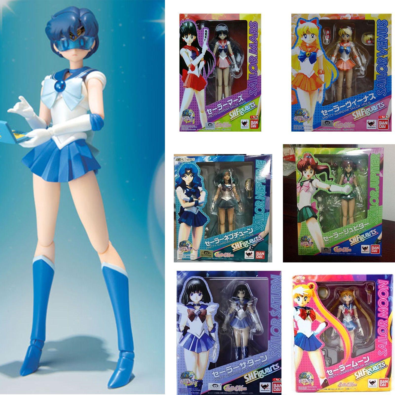 Sailor Moon Pretty Guardian Tsukino Usagi Figure Figma Collect Toys Collection