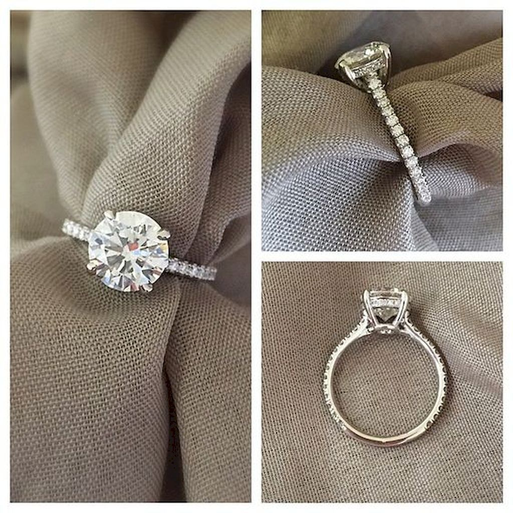 Best dresses to wear to a march wedding   Simple Engagement Rings Youull Want To Wear Forever  Engagement