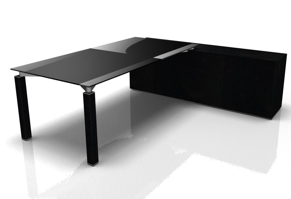 office glass tables. Glass Black Desk - Expensive Home Office Furniture Check More At Http://michael Tables I