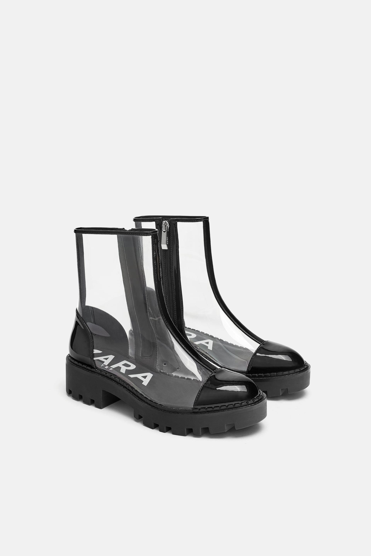 doppelter gutschein elegante Schuhe billig werden BOTÍN TRACK VINILO | zara Herbst Winter 2018 in 2019 | Zara ...