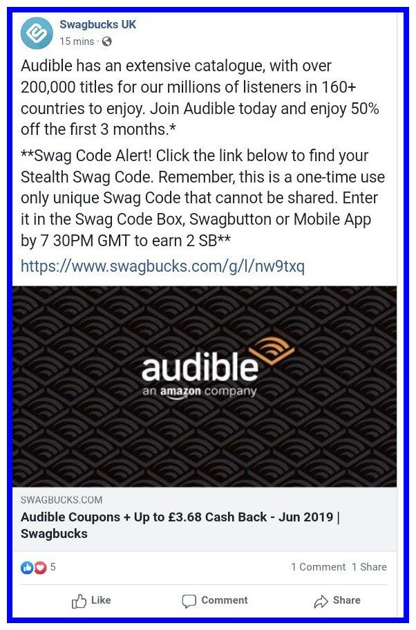 SwagBucks New #SwagCode #1 #Ireland #UnitedKingdom  Code at