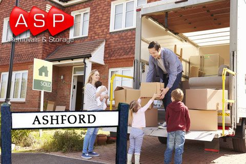 Are You Looking For Help Moving To Ashford Kent? - With excellent transport links, plenty of amenities and many removals companies ready to lend you a helping hand, moving to Ashford Kent could be the best decision you ever made!