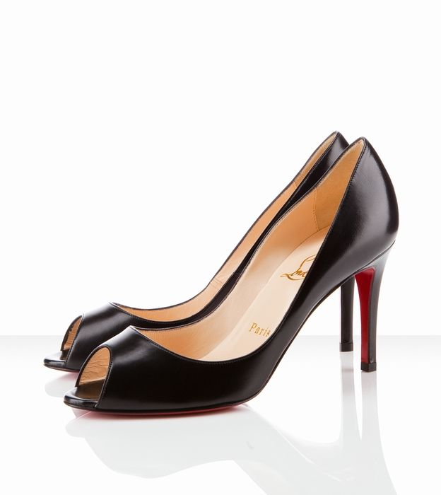 the latest 77dbe 1967f Christian Louboutin You You 85mm Black -$149 | My Style ...