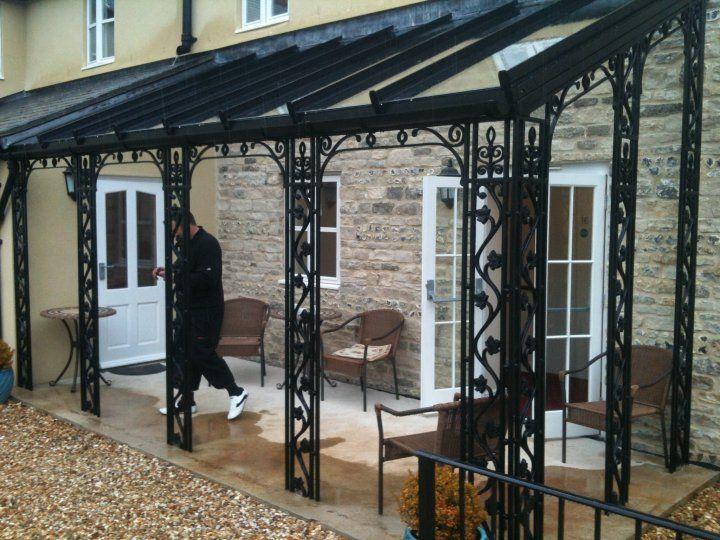 Glass Canopies Ireland Google Search Garden