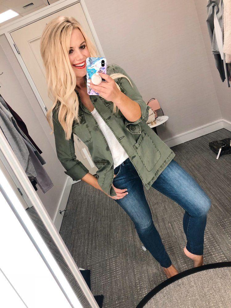 8ea5ec52f5c396 2018 Nordstrom Anniversary Sale Top 12 Must-Haves. White Tee, Skinny Jeans,  & Field Jacket | Edit by Lauren