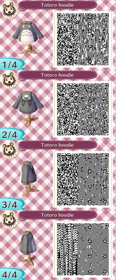 Pin by Eli on Qr code | Pinterest | Qr codes, Totoro and Animal Acnl Qr Codes Happy Home Designer on happy home blog, happy home designer art, happy home designer apps,