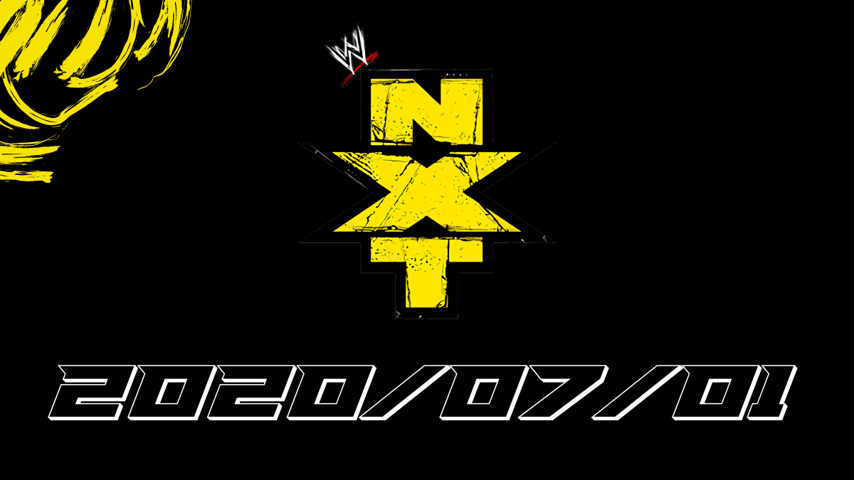 Watch Full Wwe Nxt 2020 07 01 Hd Wwe Sport Team Logos Team Logo
