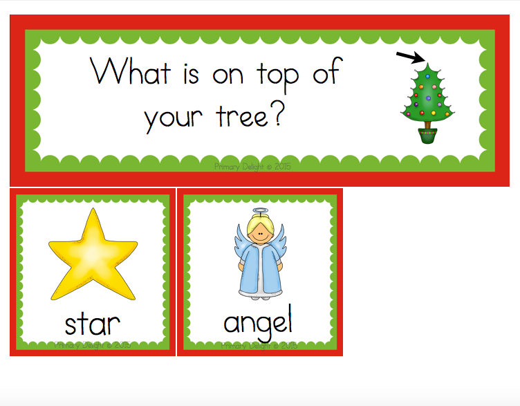 FREE Question of the Day Christmas \u0026 Hanukkah (Pocket