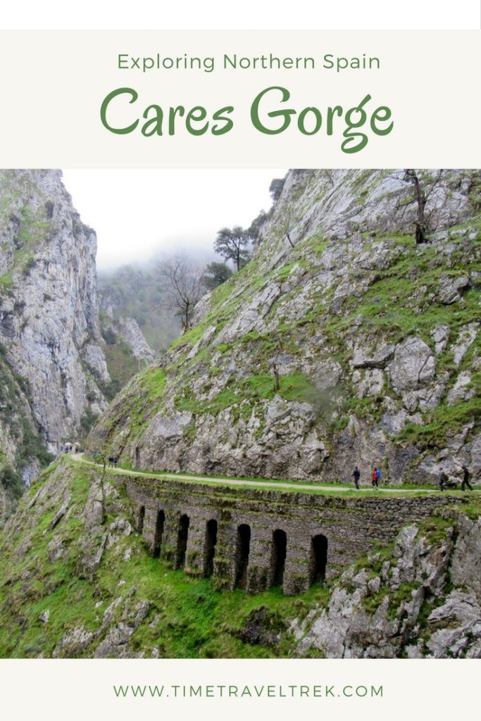 Hiking Cares Gorge In Picos De Europa Spain Spain Travel Spain Travel Guide Northern Spain