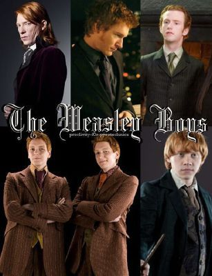 That Redheaded Twin A Fred Weasley Love Story Completed Chapter 5 Harry Potter Obsession Harry Potter Series Fred Weasley