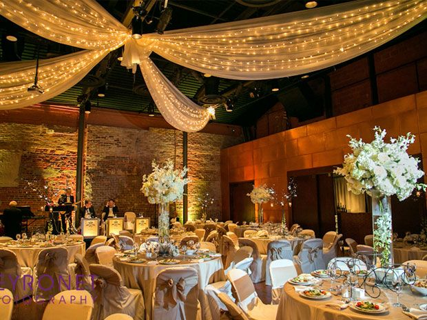 Lancaster Theatre Wedding Reception in Grapevine in Dallas Fort