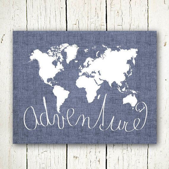 Map of the world map poster download printable large adventure map of the world map poster instant download adventure poster digital download jpg adventure gumiabroncs Images
