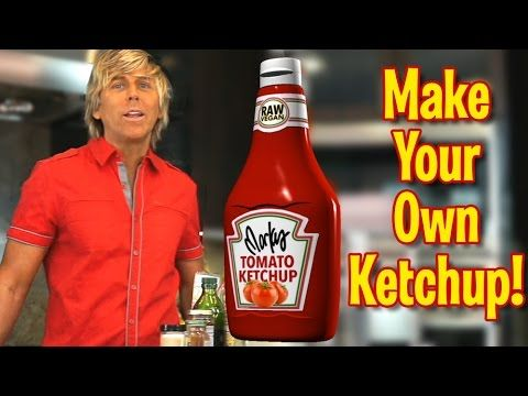 MAKE YOUR OWN KETCHUP_ Easy, Fast Super Healthy