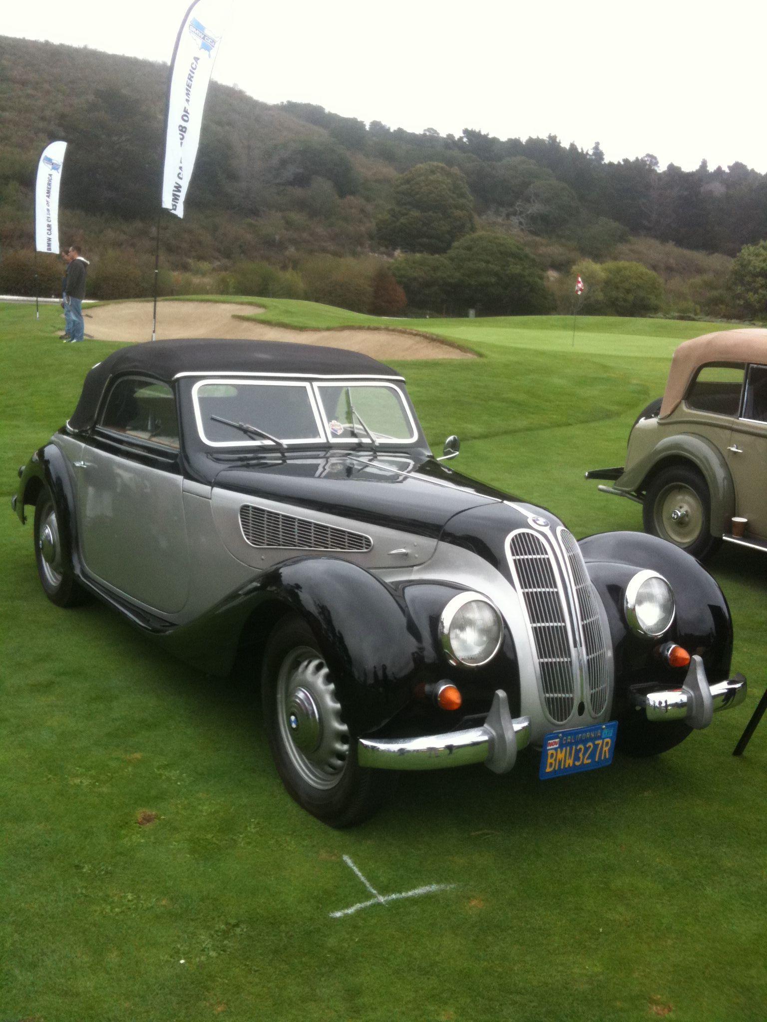 Pebble Beach German Concours 2011 Bmw 328 Ca 1939 Classy Cars Bmw 328 Bmw