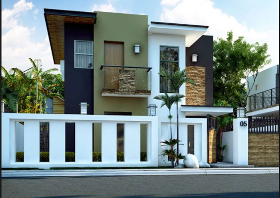 2nd Floor House Design In Philippines Small House Design Philippines Modern Bungalow House Small House Design