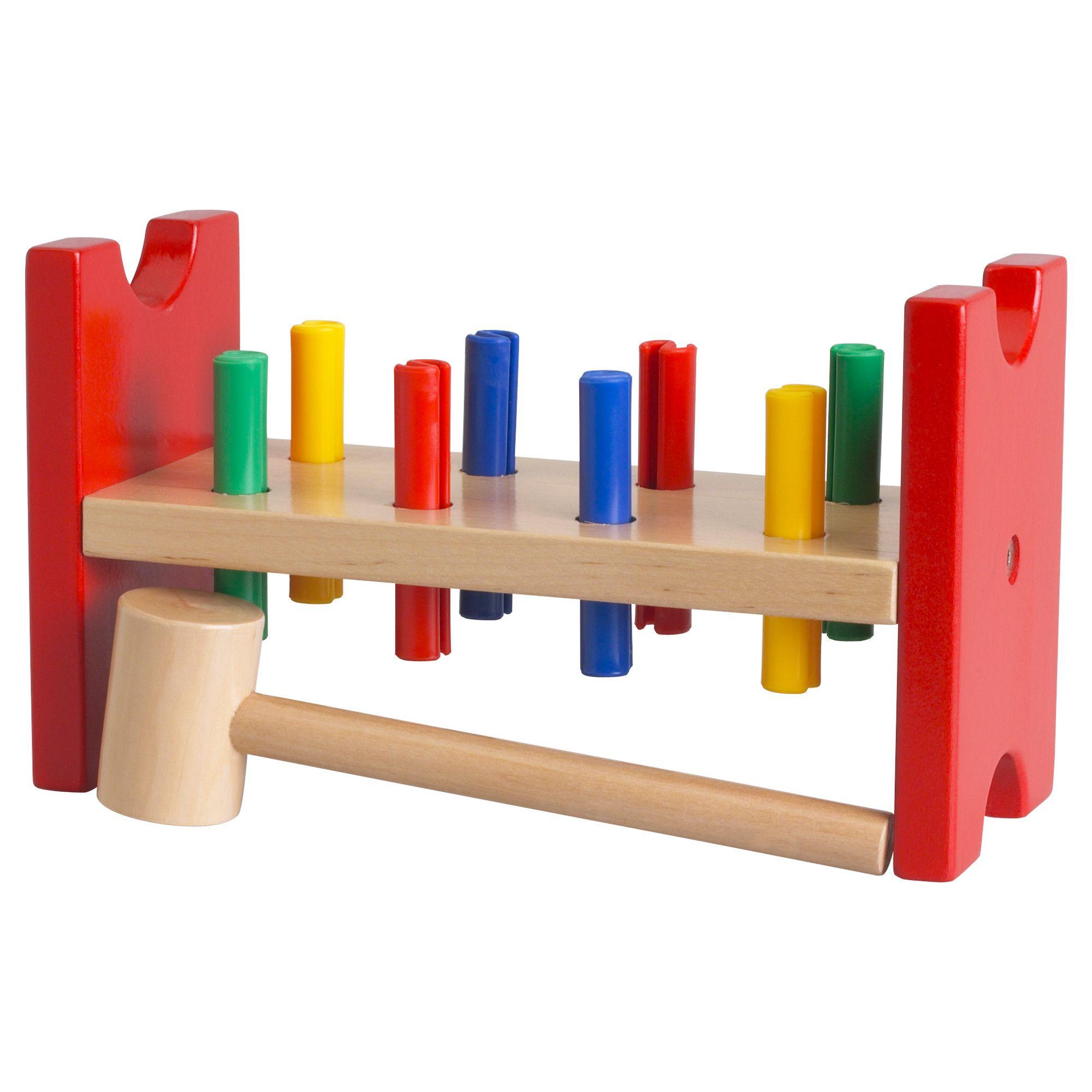 mula planche clous et marteau ikea id es de cadeaux enfants entre 18 24 mois. Black Bedroom Furniture Sets. Home Design Ideas