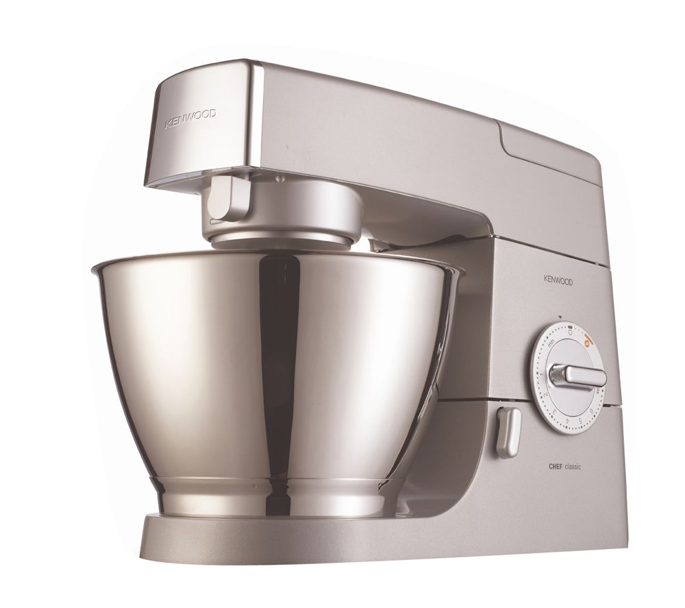 KENWOOD KM331 Classic Chef Kitchen Machine - Silver | 电器用具 ...