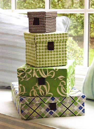 Decorative Fabric Boxes Cheap Decorating Ideas  Diy Decorating Budget Decorating Ideas