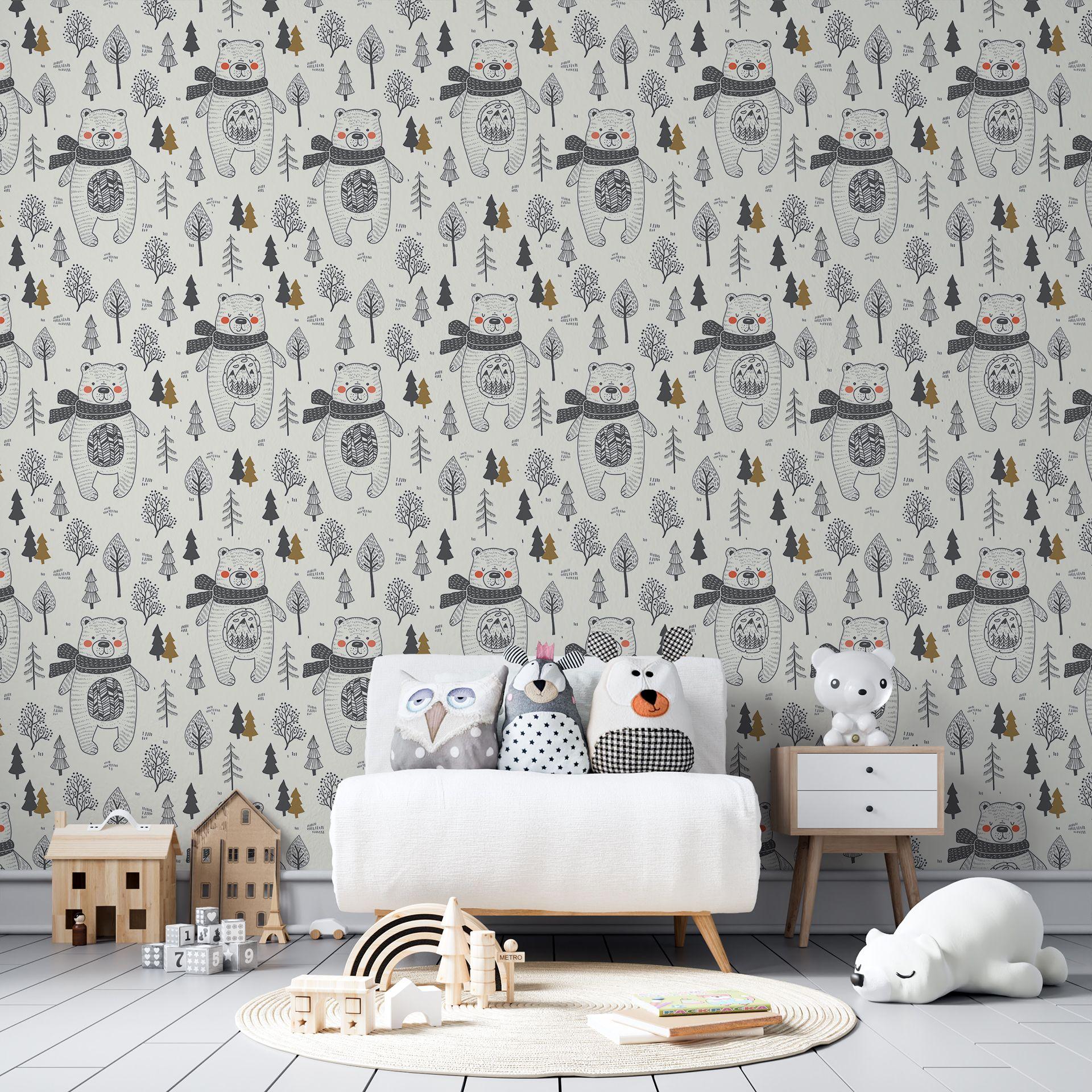 Self Adhesive Handmade Removable Wallpaper Wallpaper Decor Magical Decor Removable Wallpaper