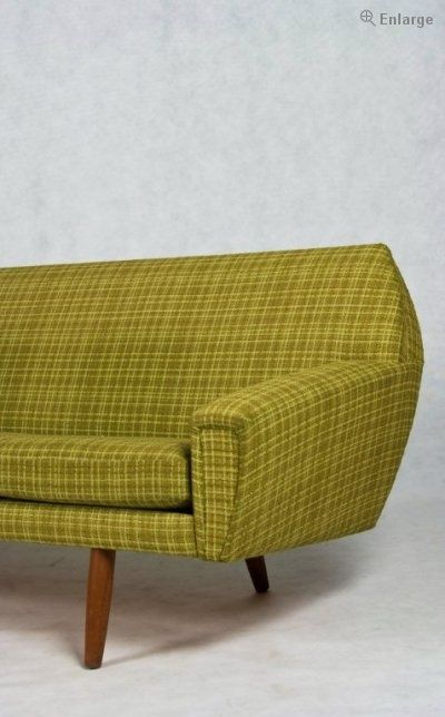 Vintage Sofas And Chairs Furniture Retro