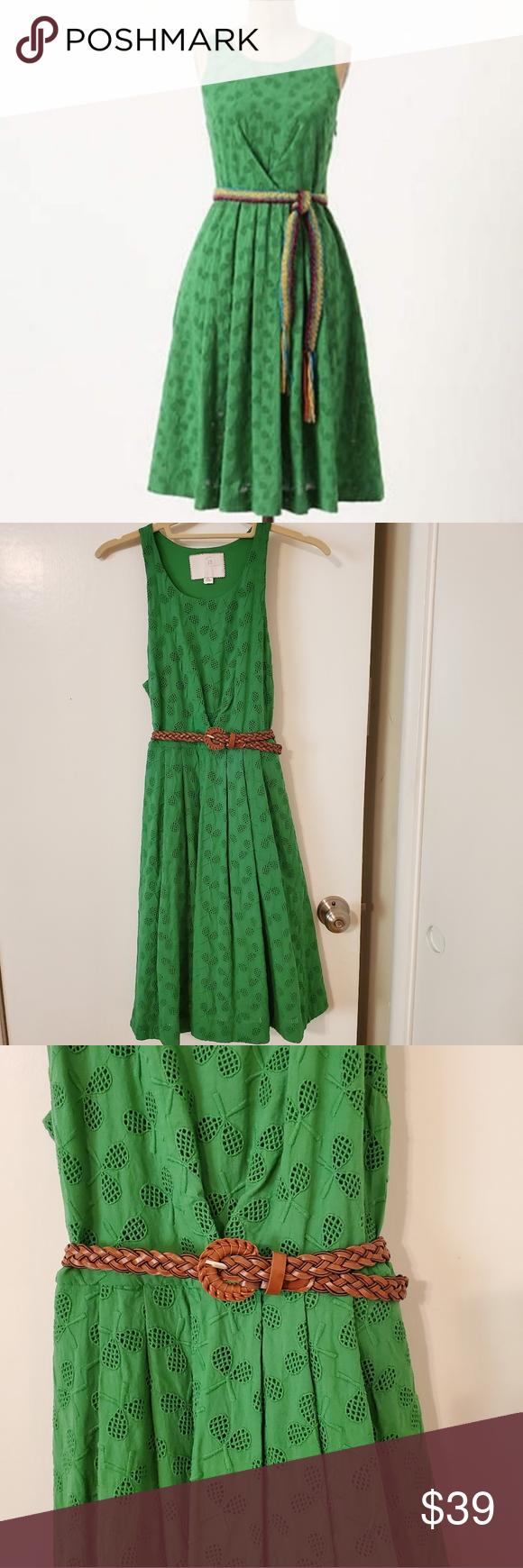 40++ Anthropologie green dress ideas in 2021