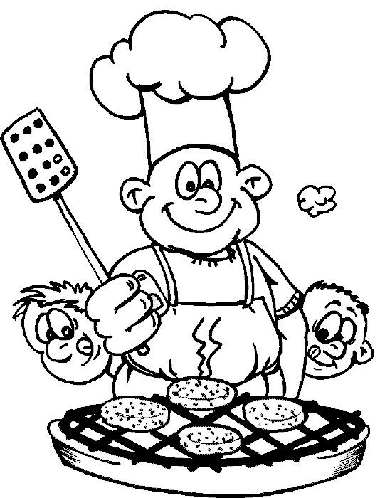 Summer Coloring Page Print Summer Pictures To Color At