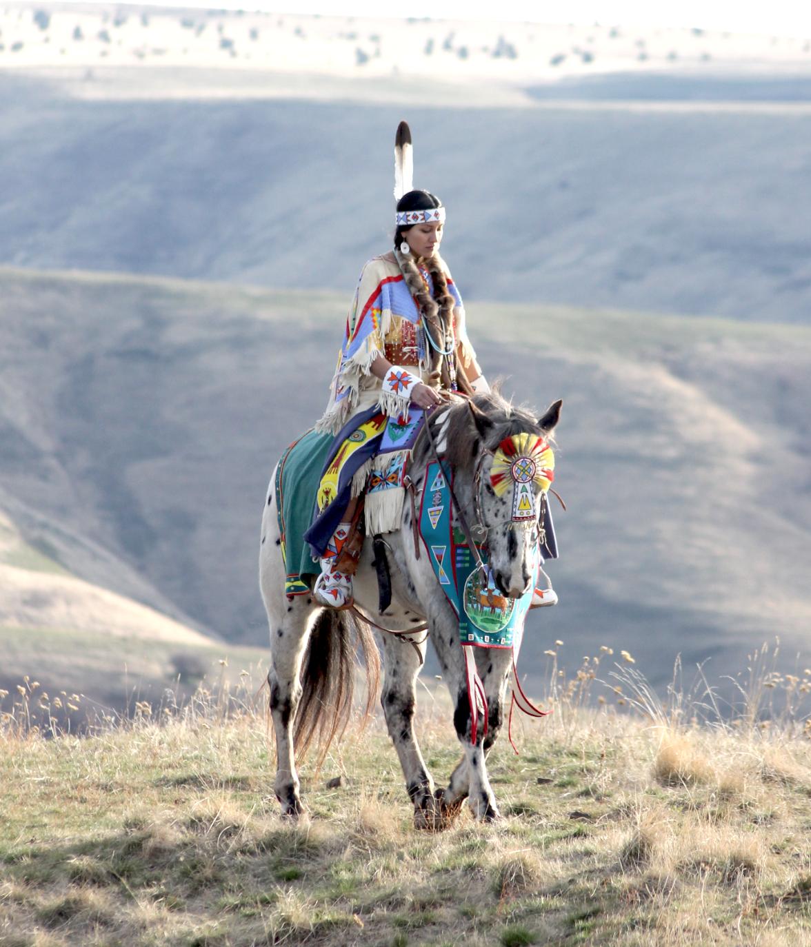 Pendleton Oregon Nez Perce Katie Harris The Nez Perce