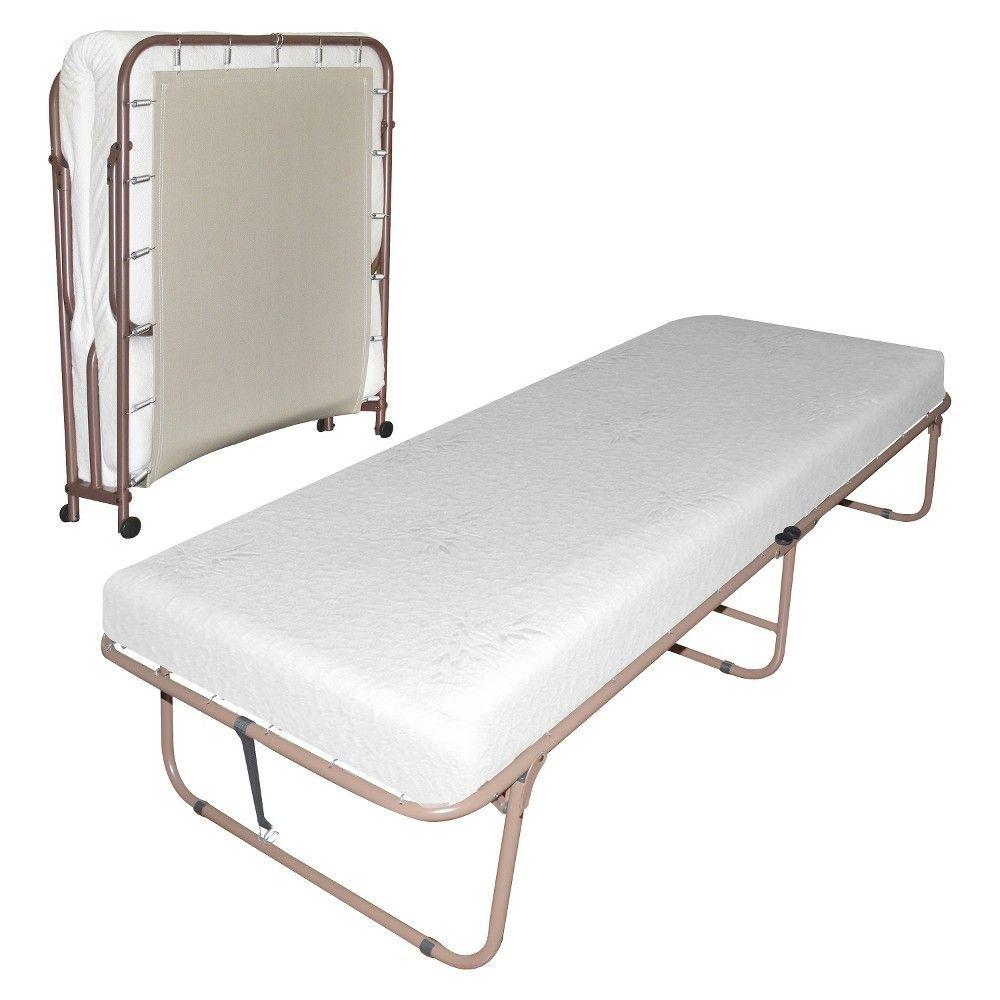 weekender elite folding guest bed twin sleep revolution white