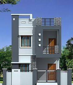 Image result for elevations of residential buildings in for Indian home outer design
