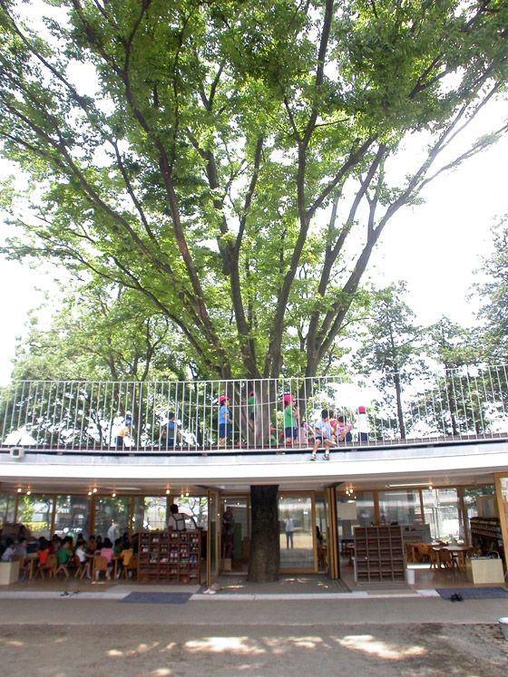 Kinder Garden: School Architecture, Landscape