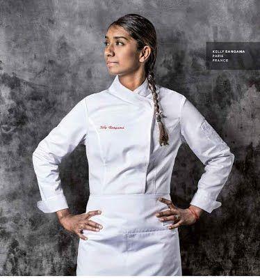 Chaquetas Para Chef Clement Design Modelo Intuition Chef