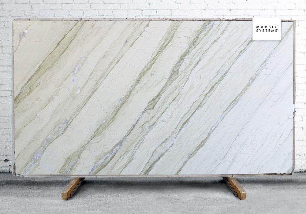 Alga Green Polished Marble Slab Random 1 1 4 In 2020 Marble Slab Slab Stone Slab