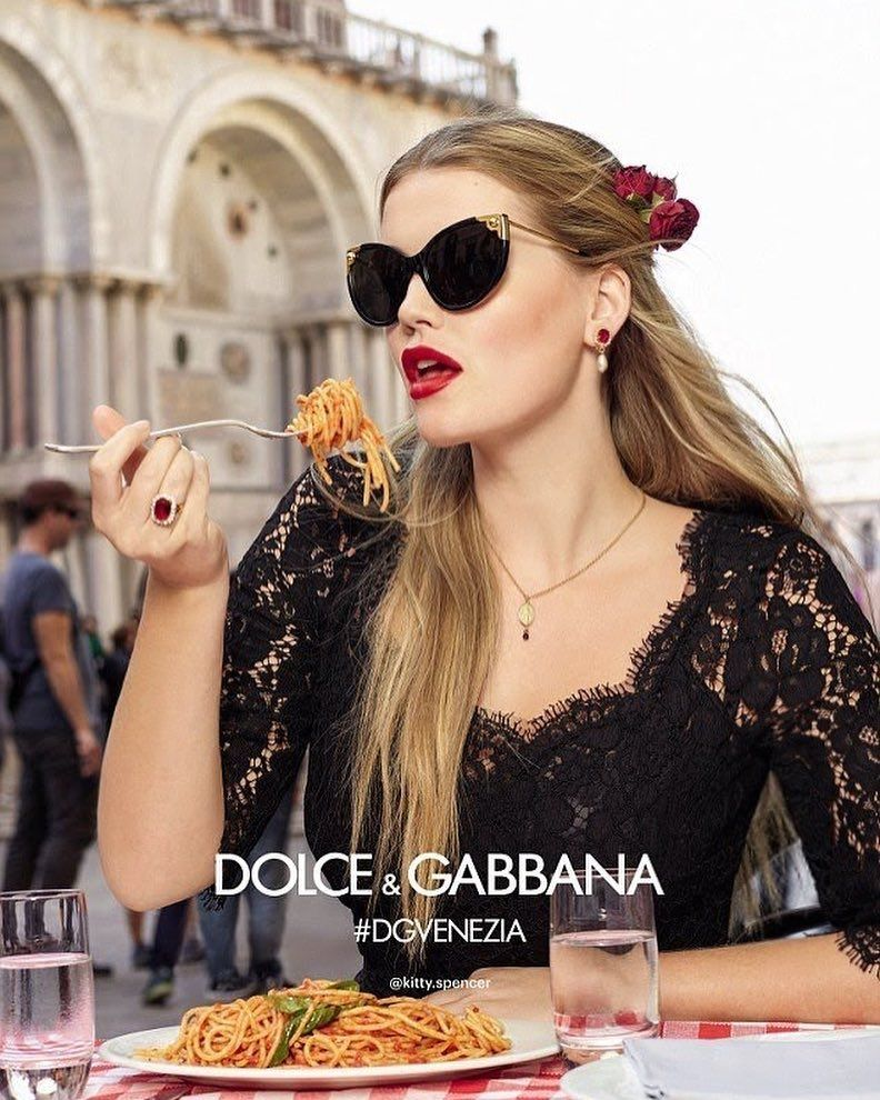 5ce54431d8d1 The Dolce&Gabbana Spring Summer 2018 Campaign shot in Venice by The Morelli  Brothers.