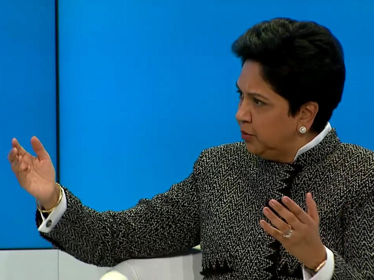 PepsiCo CEO Indra Nooyi\'s long-term strategy put her job in jeopardy ...