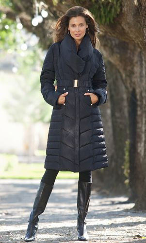 New! Down Coat | Tall Women's Clothes, Ladies Fall Clothing ...