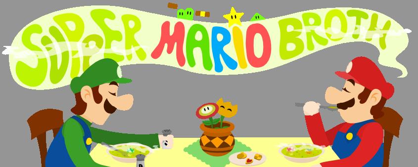 Supper Mario Broth Mario Party Nintendo World Mario
