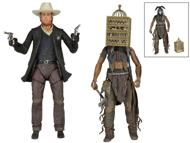 Lindsey's Toy Room - The Lone Ranger 7-Inch Action Figure Series 2 Set, $36.99 (http://www.lindseystoyroom.com/the-lone-ranger-7-inch-action-figure-series-2-set/)