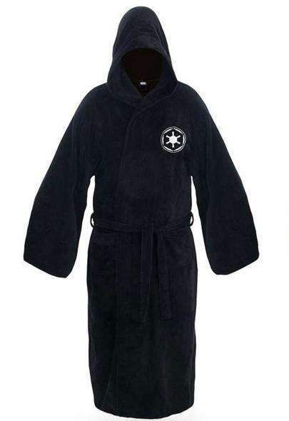 Star Wars Jedi Knight Bath Robe For Man Black Men Costumes