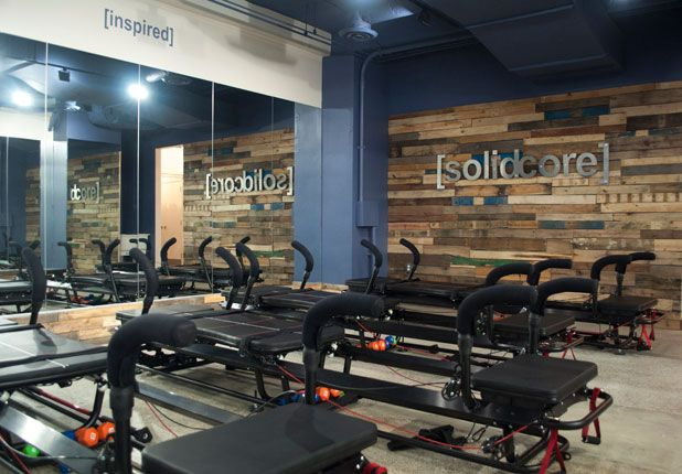 The Best New Boutique Gyms In America Boutique Gym Gym Interior