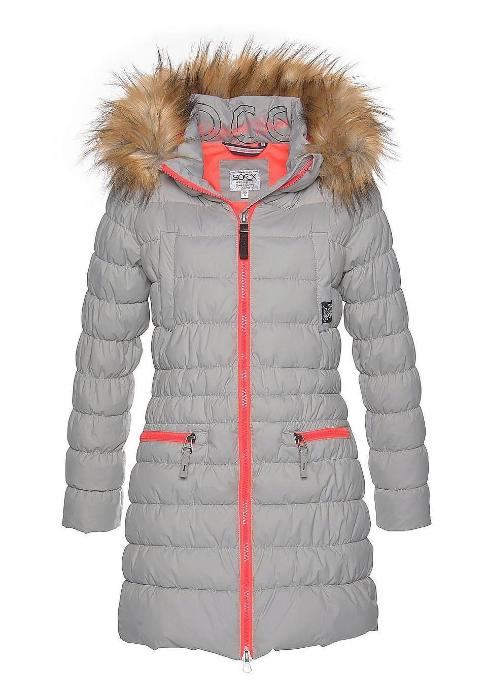 viele Stile neueste trends Auschecken SOCCX Steppjacke für | Winterjacken, Steppjacke und Jacken