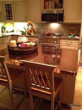 Copper Counter Tops modern kitchen countertops
