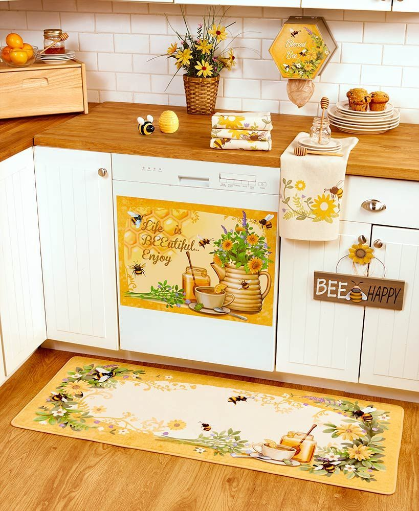 kitchen decor collections honey bee kitchen decor collection kitchen collection kitchen themes farmhouse style kitchen 2838