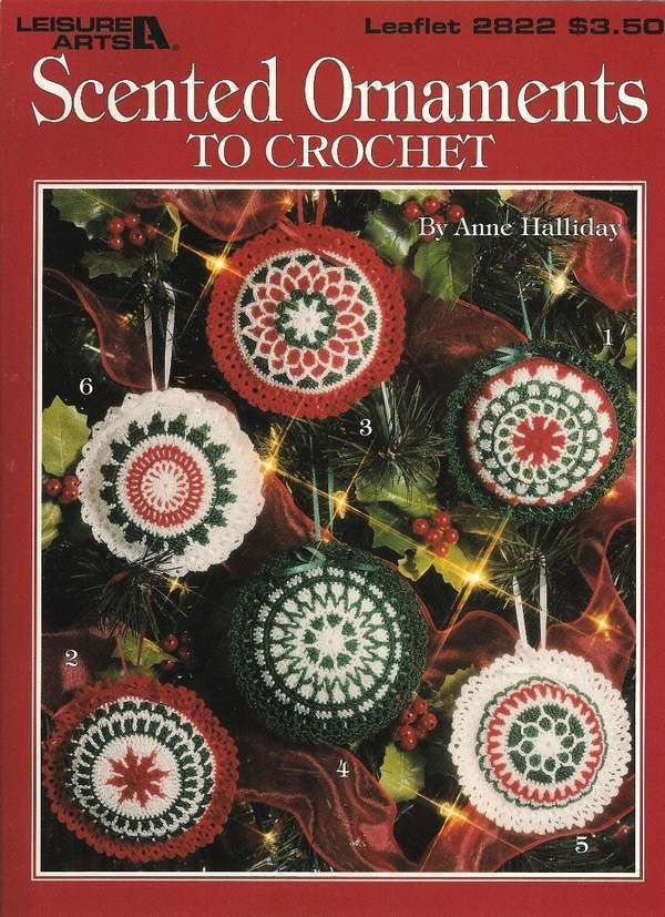 Free Crocheted Ornament Cover Patterns Free Pattern For